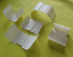 Slot liner paper for stator and rotor VULCANIZED FIBER
