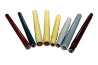 glass pole tubes